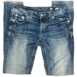 Miss Me Easy Skinny Jeans JE5760ESR